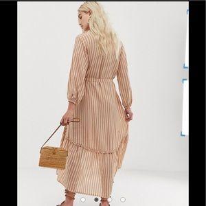 NWT FAITHFULL The BRAND MATILDA Peasant dress 6